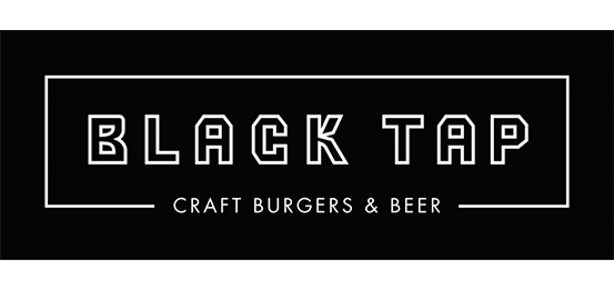 Black Tap Craft Burgers & Beer Logo