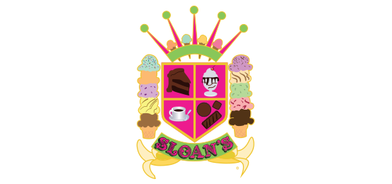 Sloan's Homemade Ice Cream logo